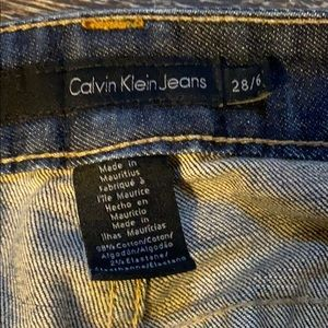 Calvin Klein Jeans Jeans - Calvin Klein lean boot jeans 28